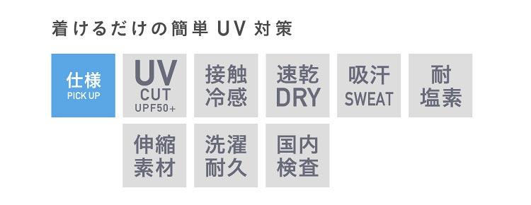 OCSTYLE UVフェイスガード UV対策
