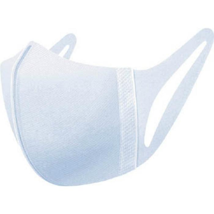 ユニ・チャーム立体型不織布マスク 形