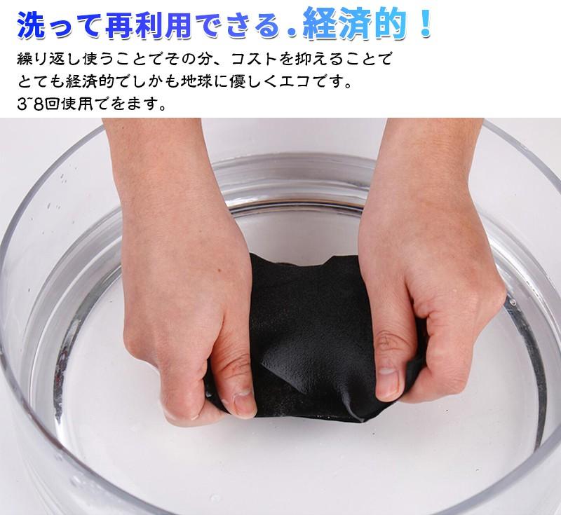 ショップ木村 アイスシルクマスク 洗って再利用