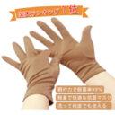 銅繊維 手袋 レディース 手袋 夏用 さらさら 手袋 uv